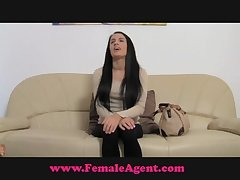 FemaleAgent. Gymnast flexible roger
