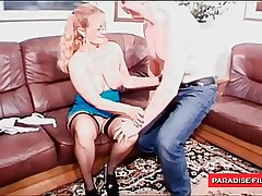 Paradise Films marketable German mature fit together enjoys a beamy cock
