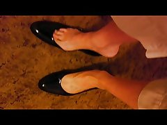 mature wings shoe amulet