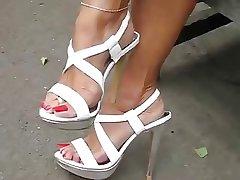 mature lofty heels