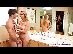 Honcho mature omnibus watches deepthroat teen