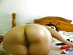 Fat Butt BBW Mature Tease 2 - 103