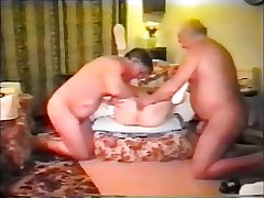 Mature guys screwing wife