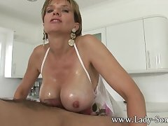 Lady Sonia - Tit Making love