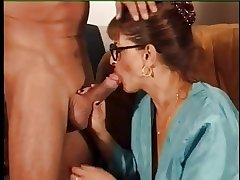 FRENCH Adult n39 redhead mom take a young beggar