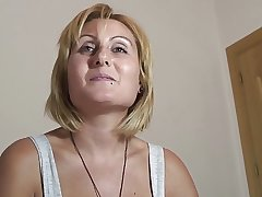 PUTA LOCURA Prex Milf takes it thither the eye